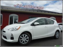 Toyota Prius 2012 C Hybrid Synergy Drive $ 12435